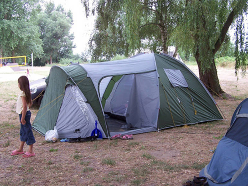 Make Sure Your Campsite Is Secure
