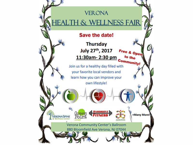 Health And Wellness Flyer Doritrcatodos