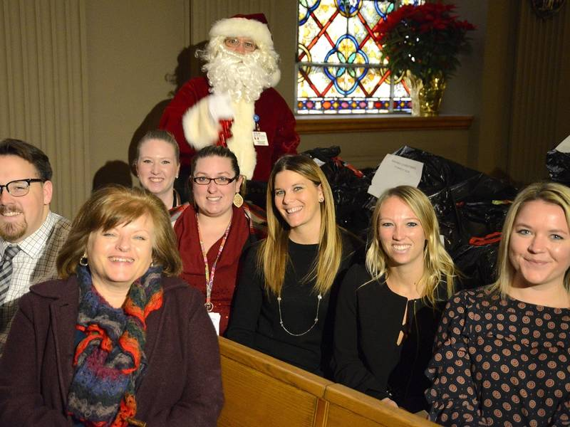 "Lourdes ""Share and Care"" Event Brings Gifts to Families ..."
