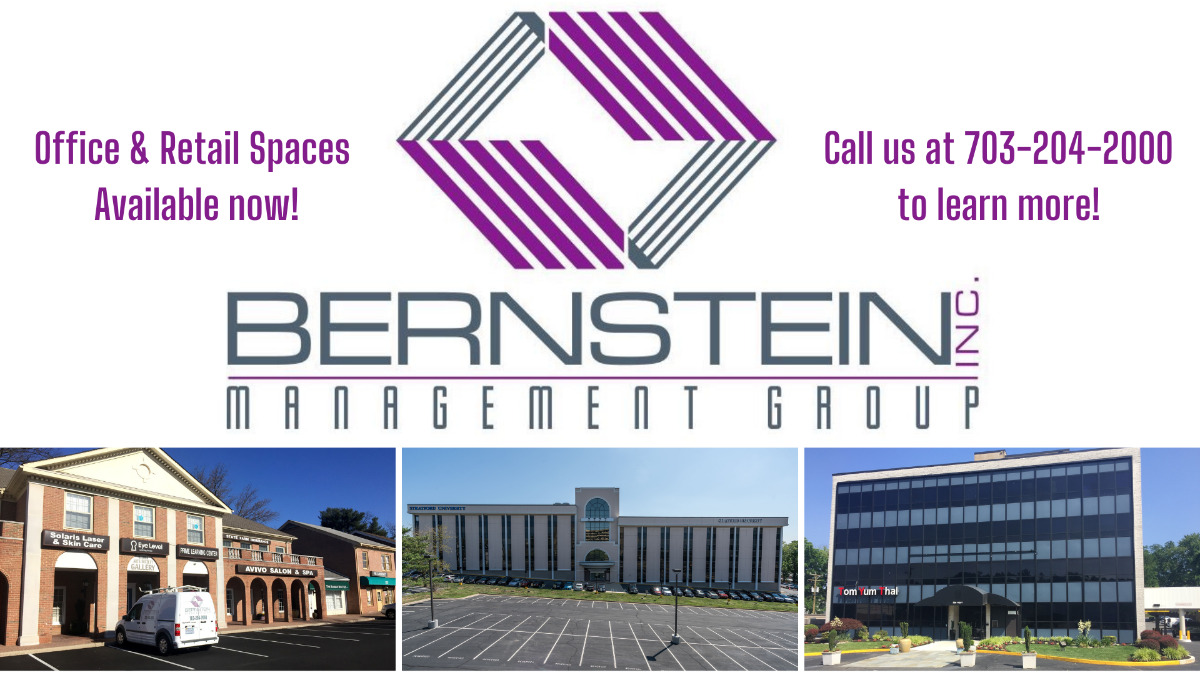 Renovated office and retail spaces for local businesses