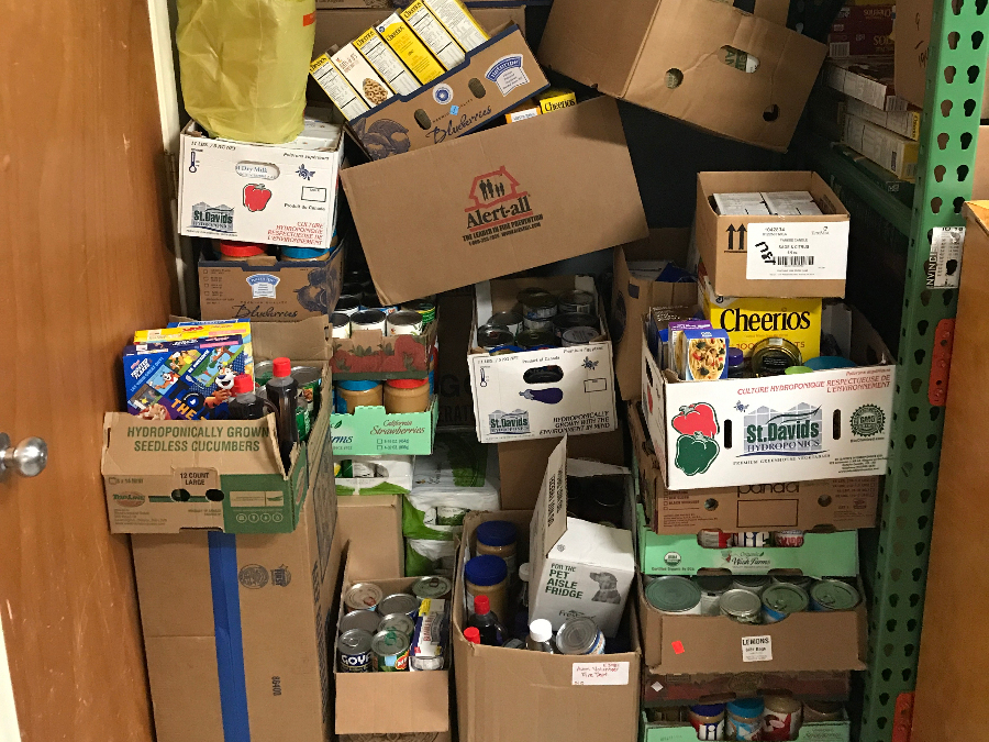 Avon Volunteer Fire Department Plans 12th Annual Food Drive