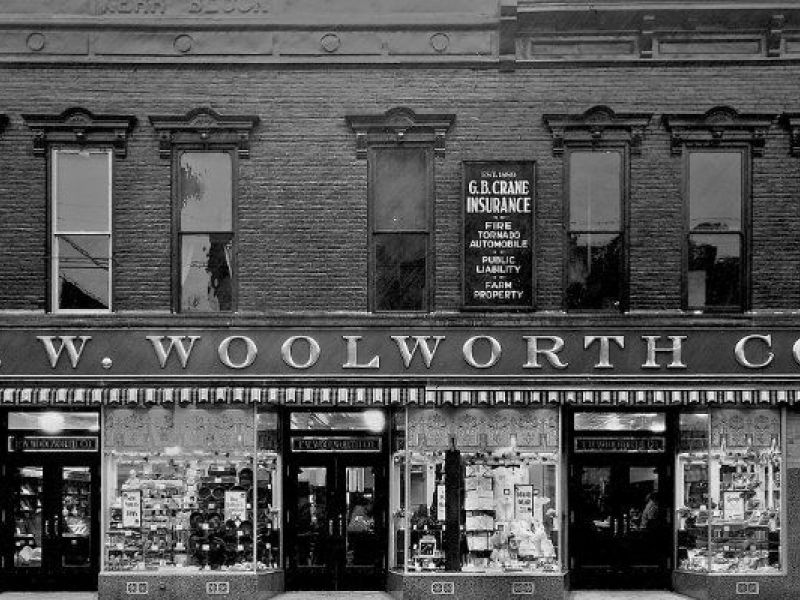 The Marketing Genius Behind The Woolworth Five And Dime Stores