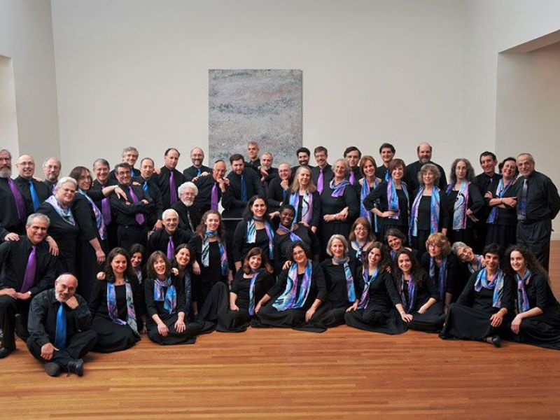 Collaborative Choral Concert Explores Psalms On Cape Cod