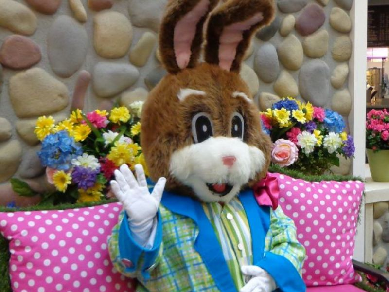 Easter Bunny Returns to Westfarms Bunnyville | West Hartford, CT Patch