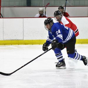 Back from/Going to College Ice Hockey League