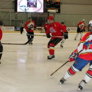 Long Island Back from/Going to College Ice Hockey League
