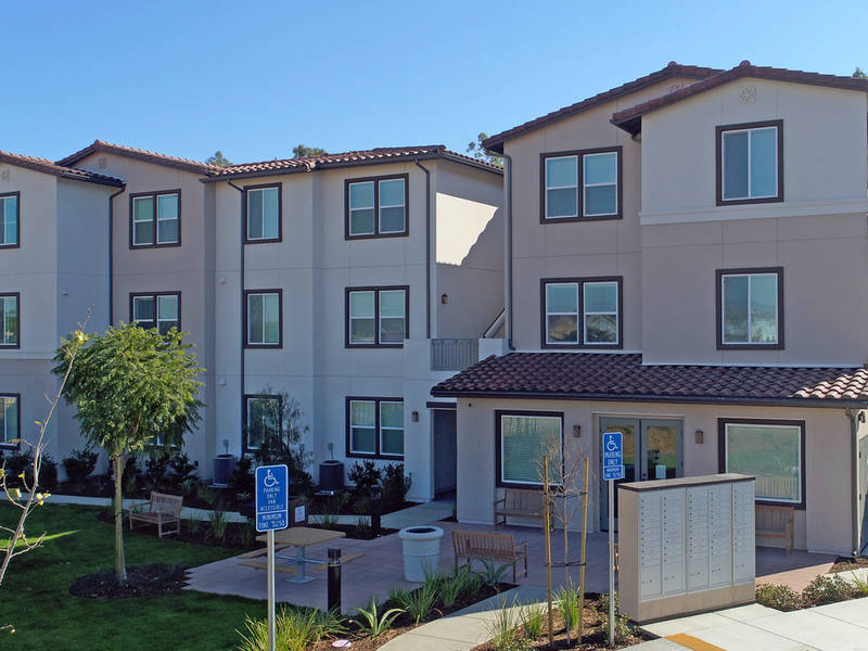 38 New Affordable Apartments Open In Oceanside
