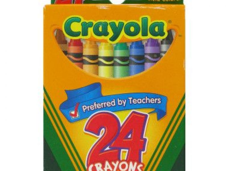 crayola to retire color from iconic 24 count crayon box malibu ca