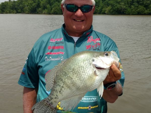 Ksu brings an accelerated course in crappie fishing for Crappie fishing in ga
