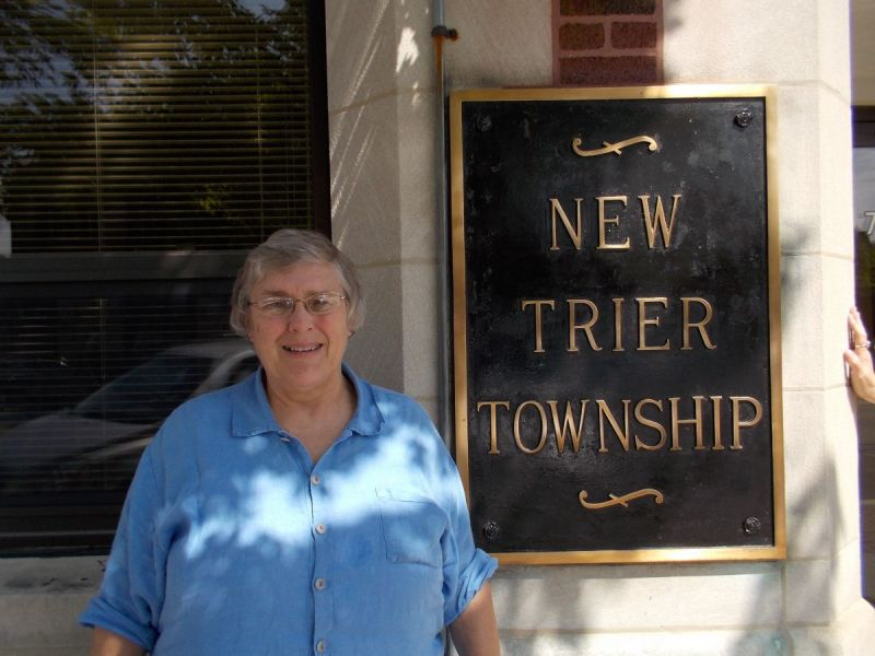 Len Trier property tax town meeting at trier township wilmette il