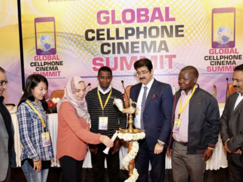 Global Cellphone Cinema Summit At Noida Film City Midtown Ga Patch