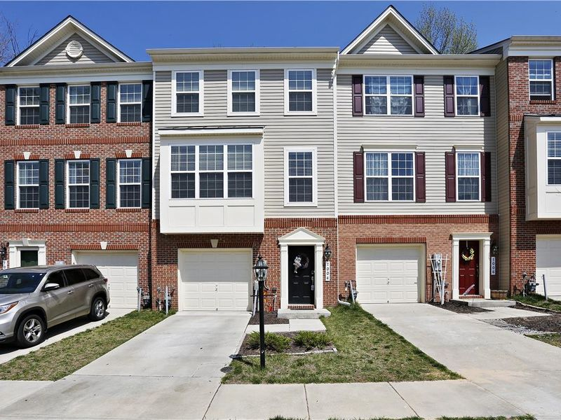 ... Glen Burnie New Townhome For Sale In The Tanyard Springs Subdivision Near  Fort Meade And NSA ...