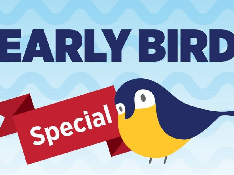 St. Charles Parks Early Bird Pool Pass Special