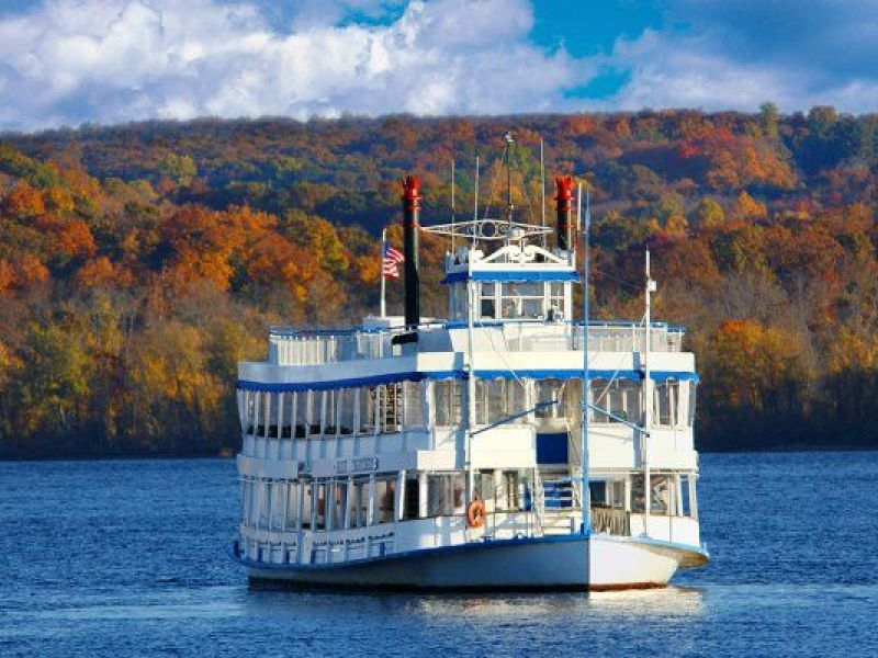 Church Hosts Day Trip To Essex Train Amp Riverboat Plus