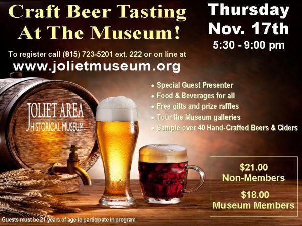 Craft Beer Tasting Illinois