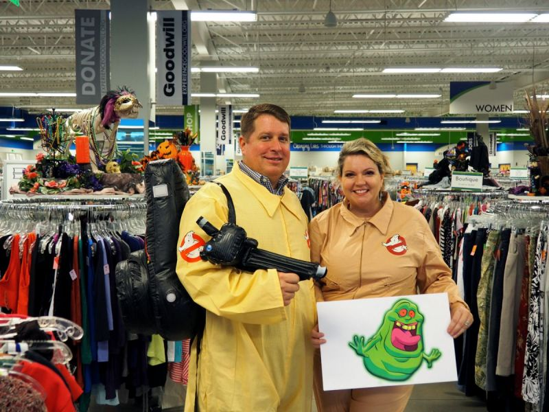goodwill is looking for ghost hunters this halloween season