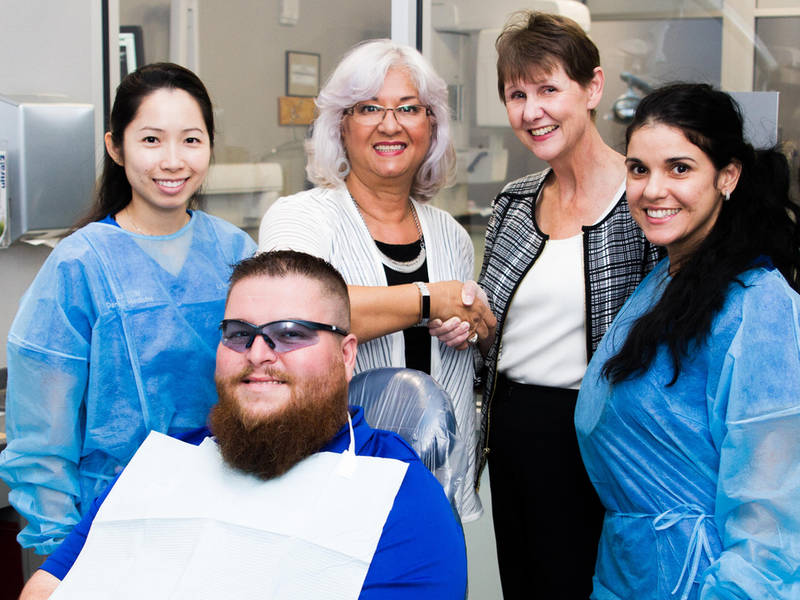 Goodwill Lecom Partner On Dental Outreach Events Patch