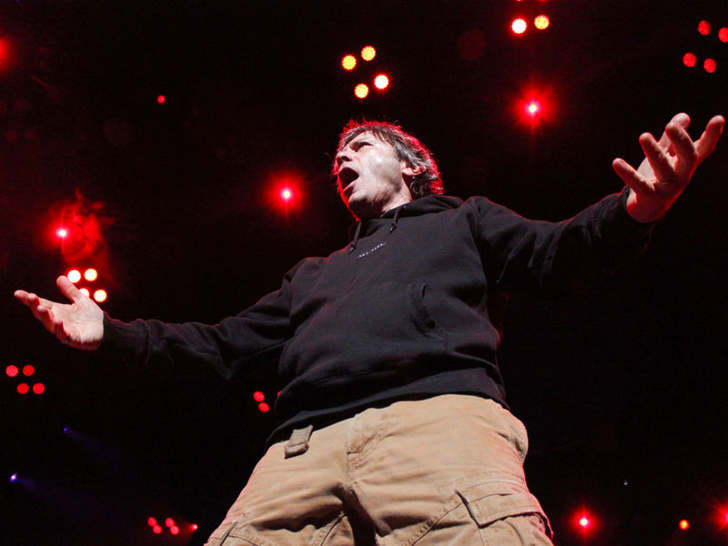 """Iron Maiden """"Book of Souls"""" World Tour: Live Review ..."""