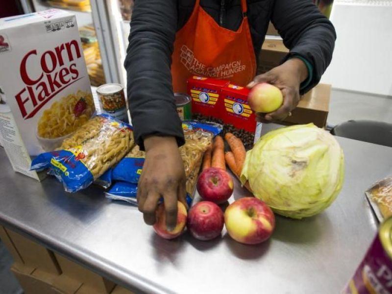 Menomonee Falls Food Pantry Volunteer