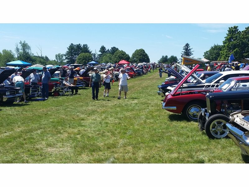 2017 Medfield On The Charles Auto Show