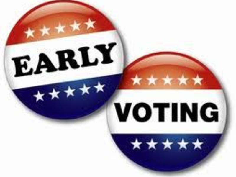 Image result for early voting images