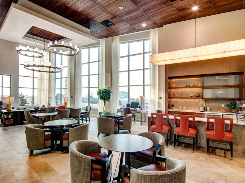 Senior Living Community Receives National Award For Its Design Amazing Senior Home Design