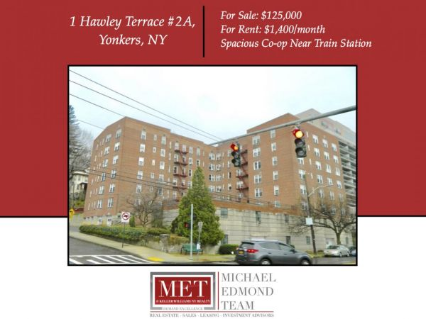1 hawley terrace unit 2a yonkers listing new rochelle for 20 river terrace ny