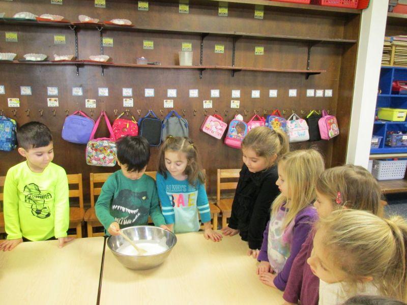 Hilale United Nursery School Makes Ice Cream