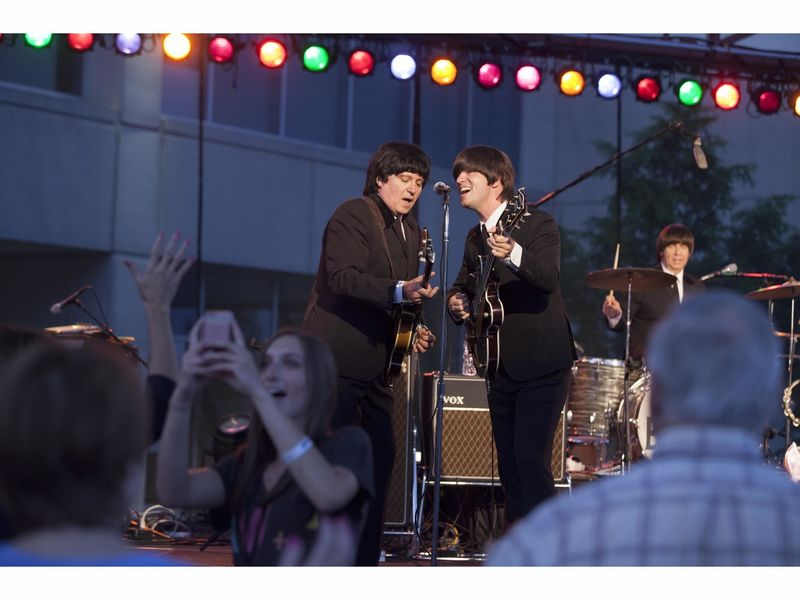 American English Beatles Tribute Band Returns To The Mac S