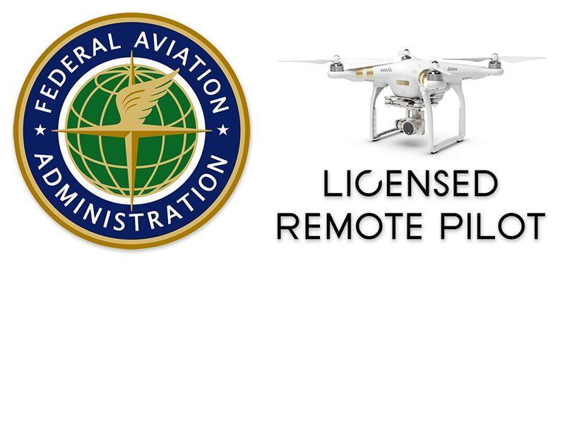 Brogen Earns Faa Remote Pilot Certification Burlington Ma Patch