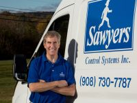 Sawyers Control Systems Celebrates 30th Anniversary Elishes College Scholarship At Delaware Valley High School
