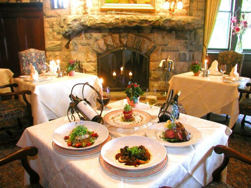 Equus Restaurant Tarrytown Ny Offers Delicious Thanksgiving Menu