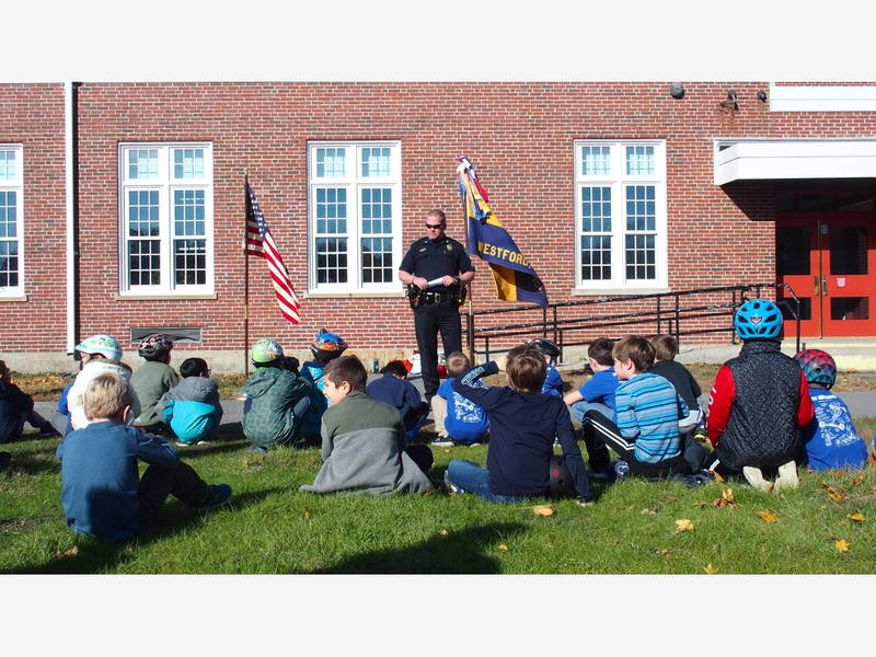 Westford Pack 100 Holds Bike Rodeo Westford Ma Patch