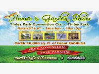 Free Tinley Park Home Show Returns On March 3