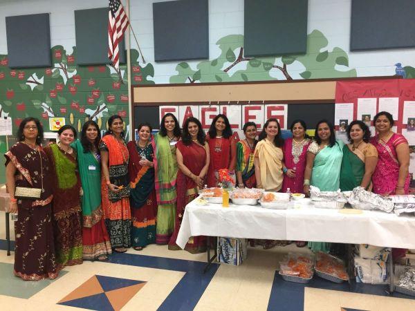 Basking Ridge Indian Community Celebrates Dushera & Dandiya Dance