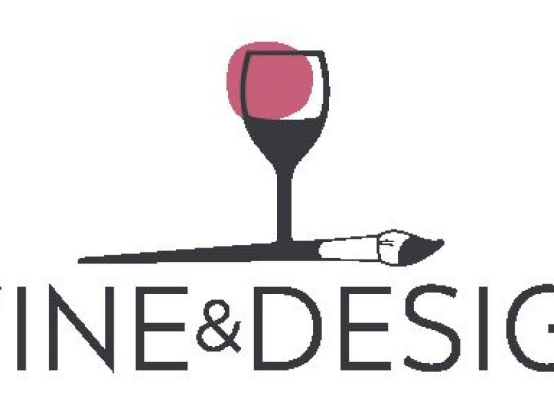 Wine design launches new summerville studio for Wine and design west ashley