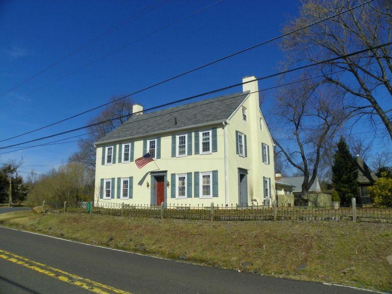 Heritage Conservancy Presents Bucksville House
