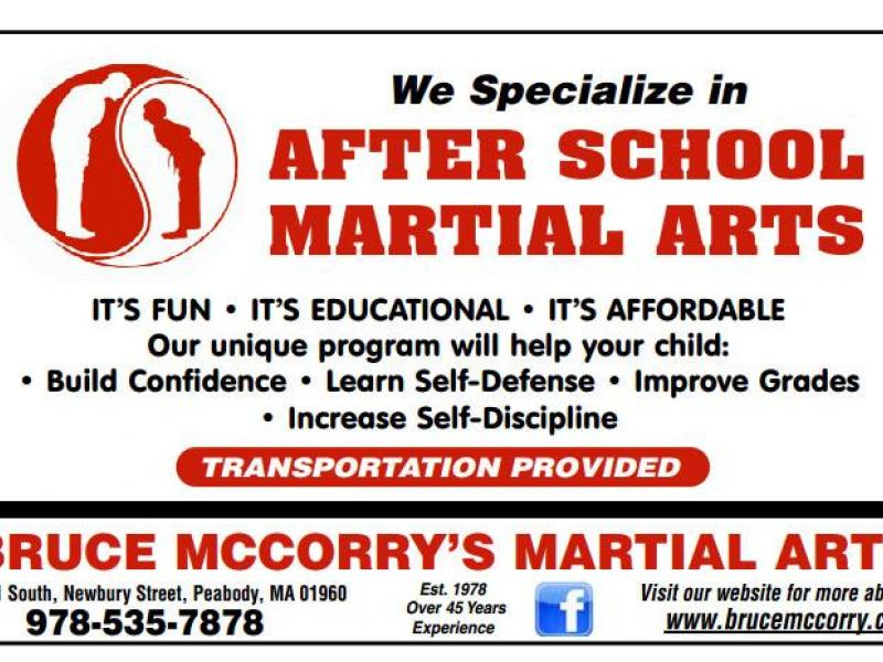 Amp After School Martial Arts Program We Transport Peabody Ma Patch