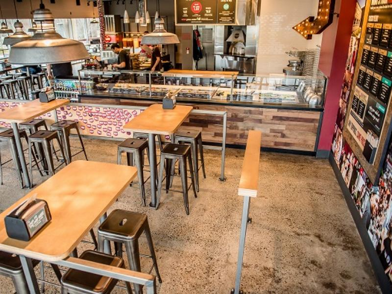Mod pizza will donate grand opening sales to arts of