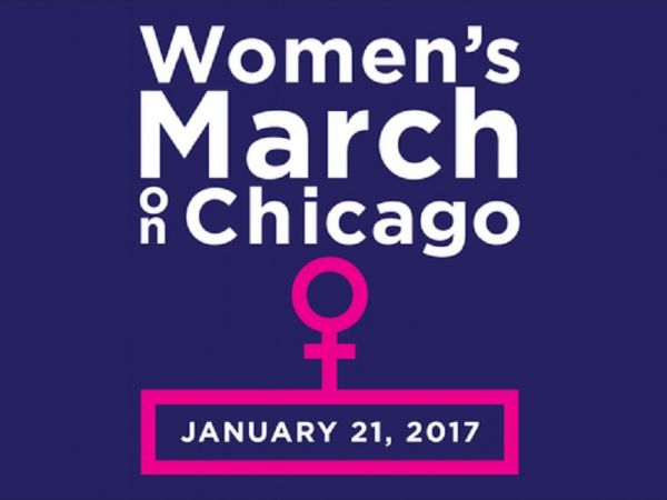 Women's March On Chicago: Thousands Unite For Women, Protest Donald Trump