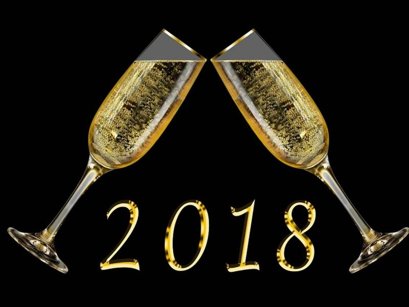 New Years Eve 2018 - Free Custom Invitation Template Design | Verrado Drift