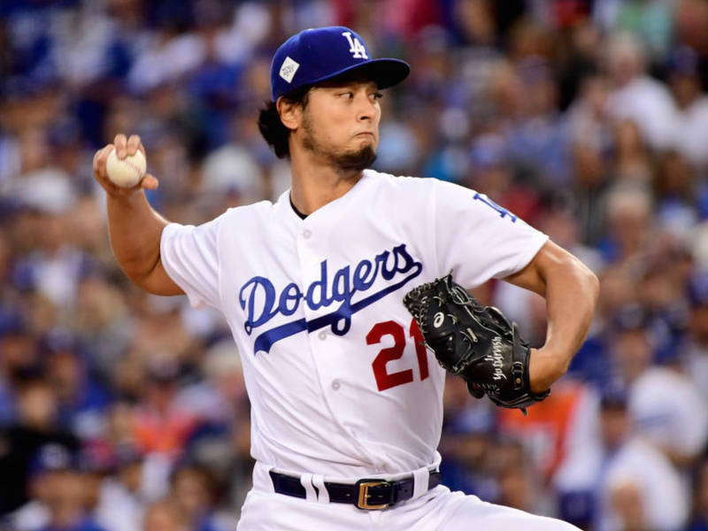 Image result for yu darvish cubs
