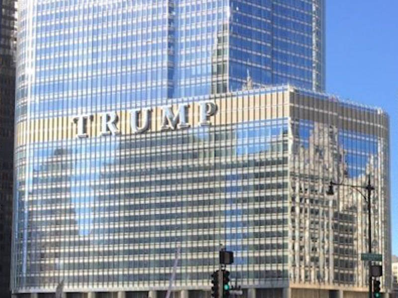 Trump Tower Threat Written On Chicago Museum Ipod Cops