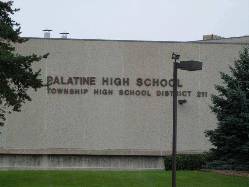 false threats against palatine high school made by teens