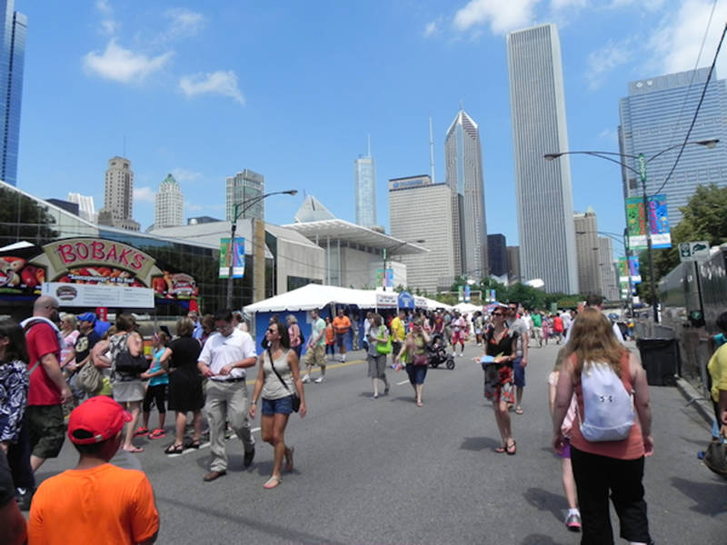 Taste Of Chicago 2018: All 73 Food Vendors At This Year's ...