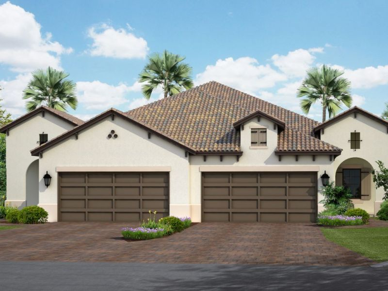 Neal Communities debuts new Spanish-style floor plans at ...