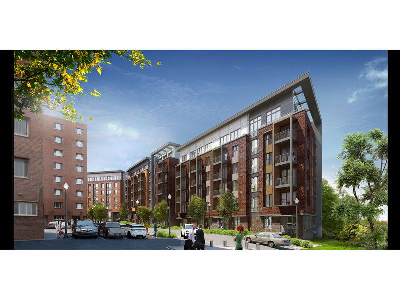 The Trove Apartments Now Under Construction Arlington VA Patch Best 2 Bedroom Apartments Arlington Va Style Collection
