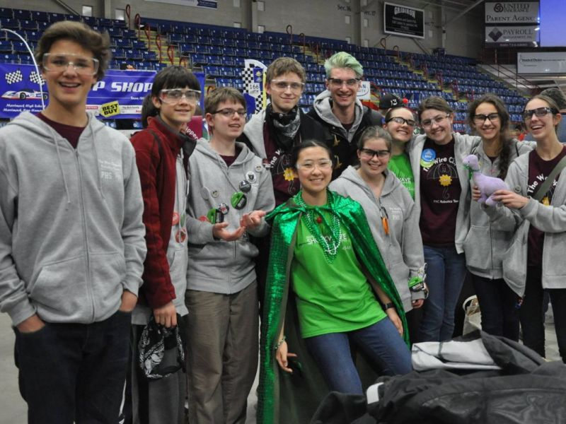 Local Robotics Teams To Kick Off New Year Together Portsmouth Nh