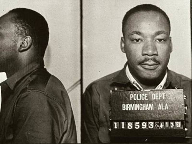 Happy Martin Luther King Jr Day Birmingham Al Patch