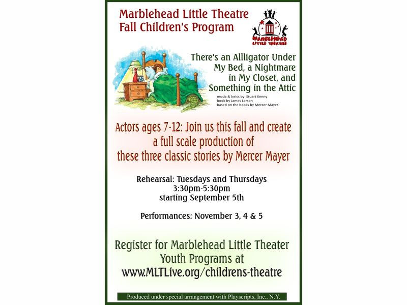 Childrens fall theatrical after school workshop to be held at childrens fall theatrical after school workshop to be held at marblehead little theatre stopboris Image collections